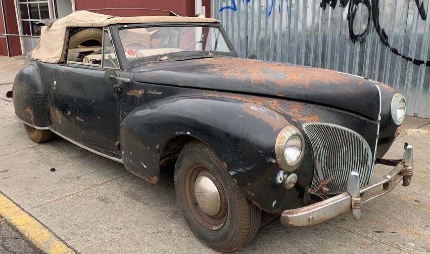 Used 1941 Lincoln Continental Cabriolet | Astoria, NY