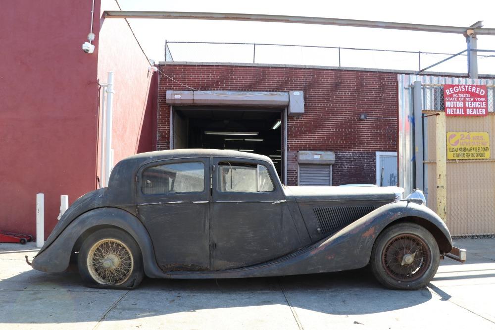 Used 1948 Jaguar MK IV 3.5  | Astoria, NY