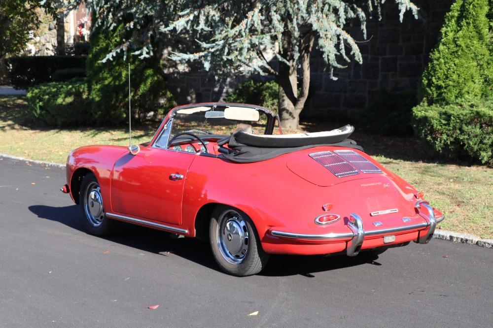 Used 1965 Porsche 356SC Cabriolet | Astoria, NY