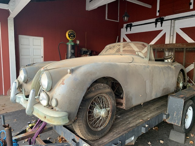 Used 1959 Jaguar XK150  | Astoria, NY