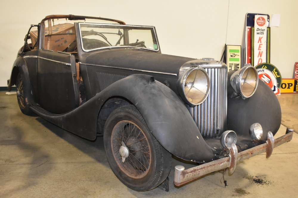 Used 1948 Jaguar MK IV 3.5  | Astoria, NY
