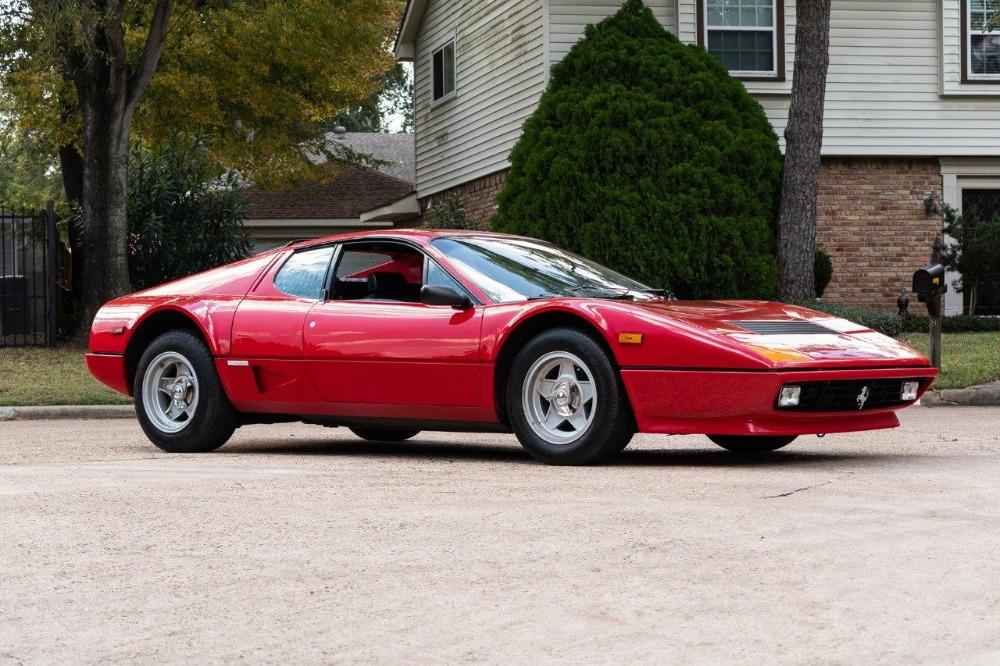 Used 1981 Ferrari 512BB  | Astoria, NY