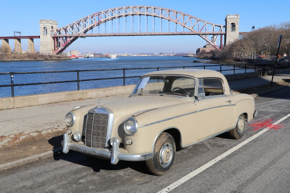 Used 1959 Mercedes-Benz 220S  | Astoria, NY