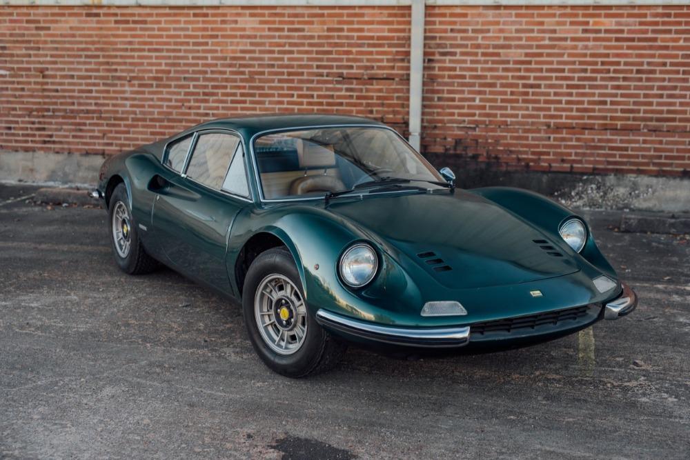 1973 Ferrari 246 GT Dino 1