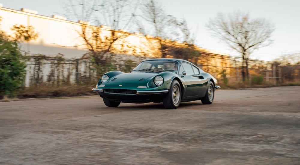 1973 Ferrari 246 GT Dino 2