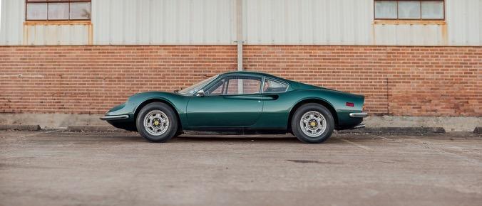 1973 Ferrari 246 GT Dino 3