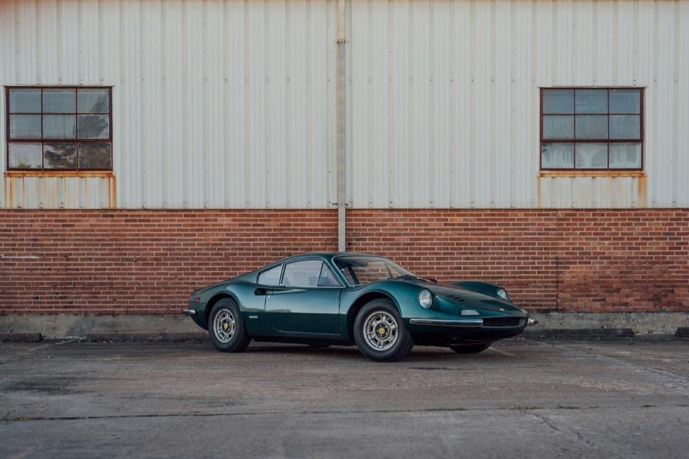 1973 Ferrari 246 GT Dino 4