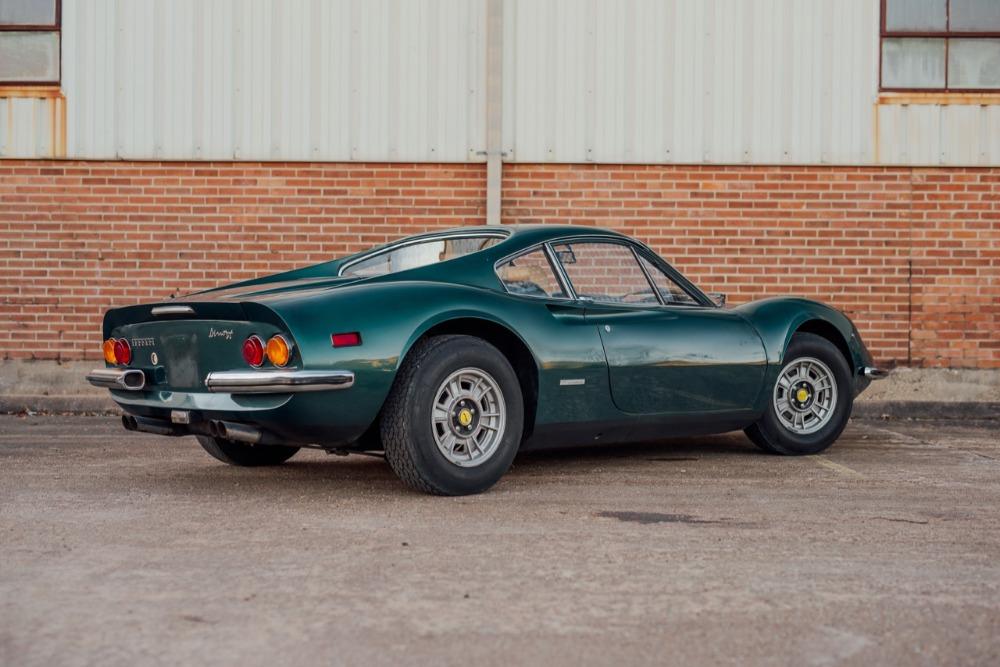 1973 Ferrari 246 GT Dino 5