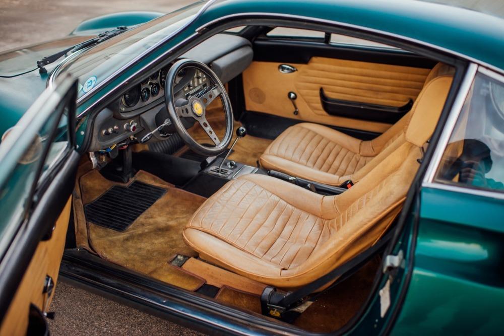 1973 Ferrari 246 GT Dino 6
