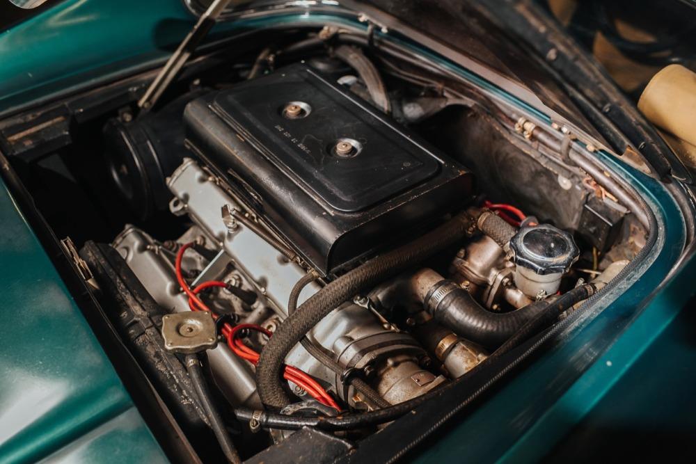 1973 Ferrari 246 GT Dino 7