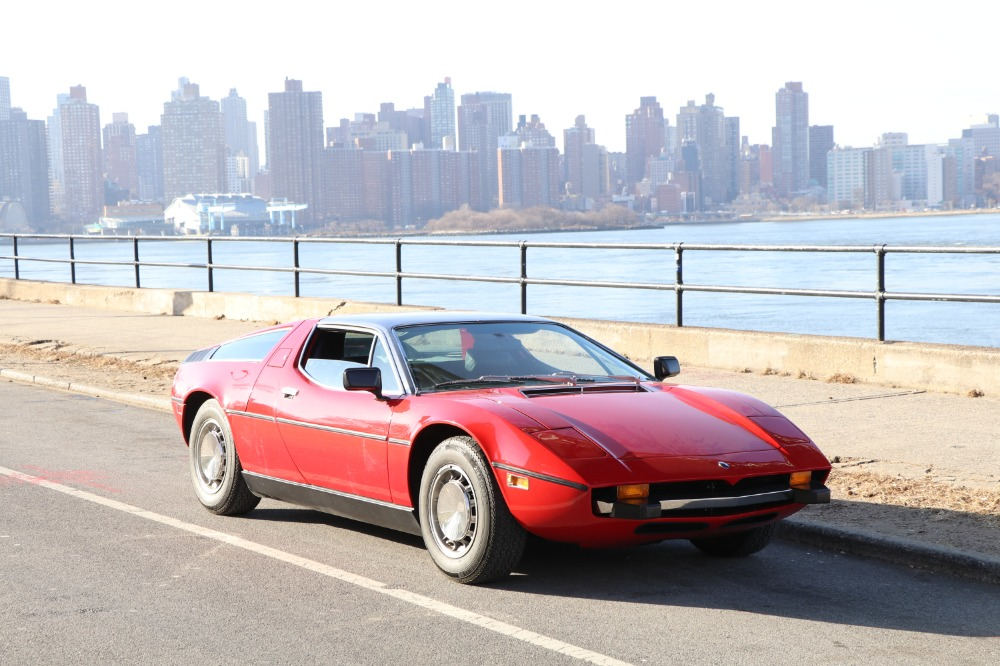 Used 1973 Maserati Bora  | Astoria, NY