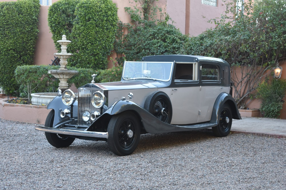 1933 Rolls-Royce Phantom Il