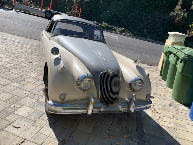 1959 Jaguar XK150S 3