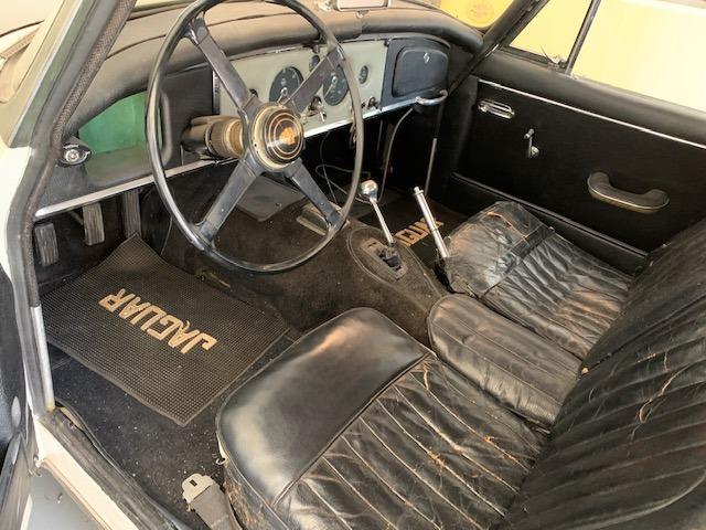 1959 Jaguar XK150S 7