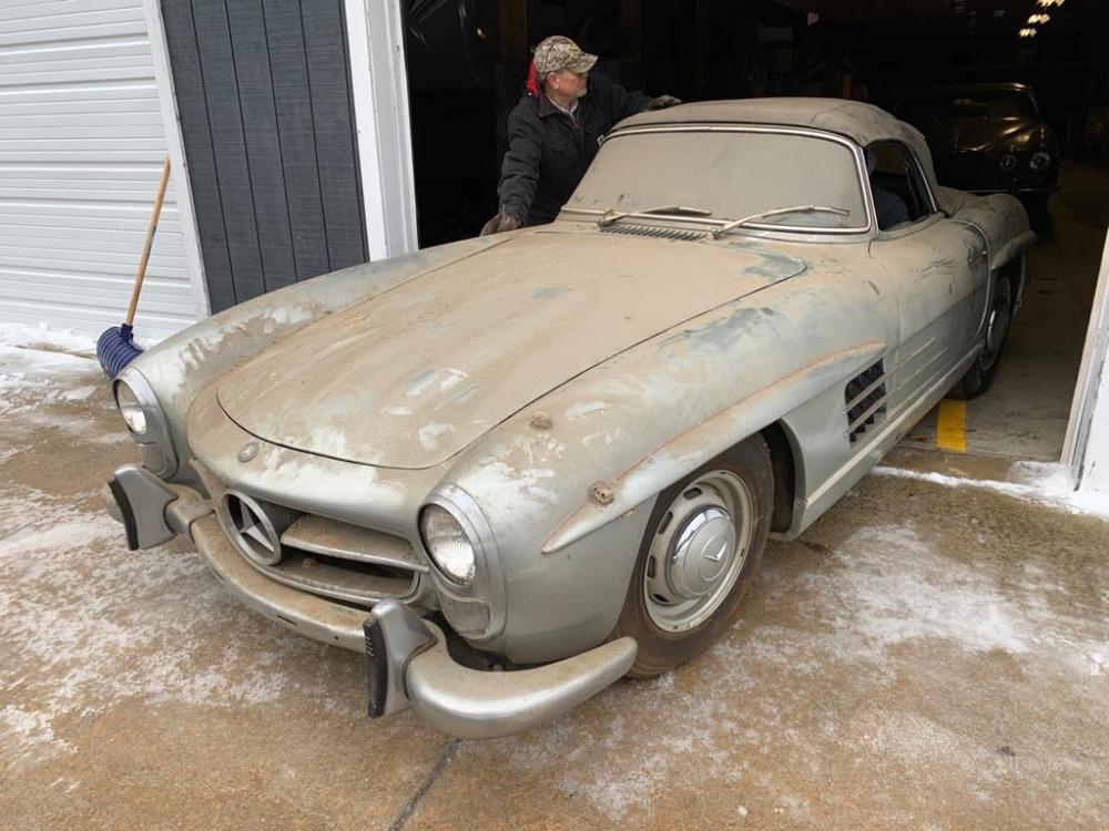 Used 1960 Mercedes-Benz 300SL  | Astoria, NY
