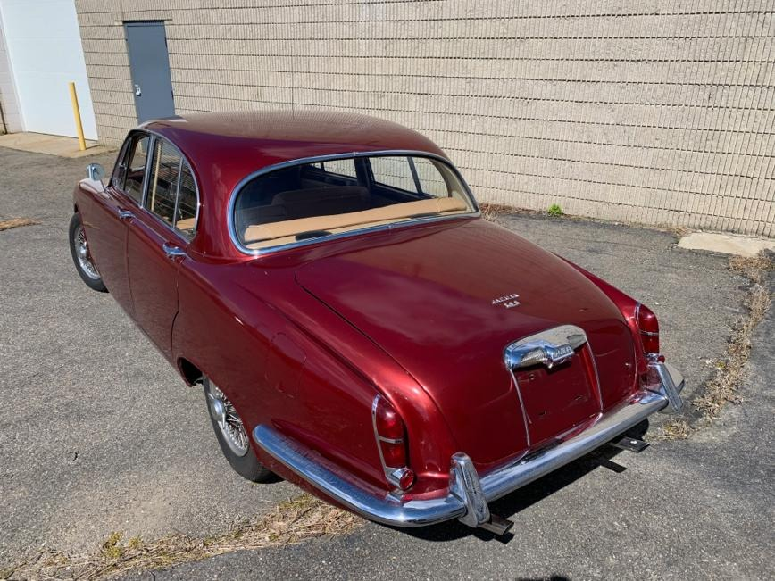 Used 1967 Jaguar 3.8 S-Type  | Astoria, NY