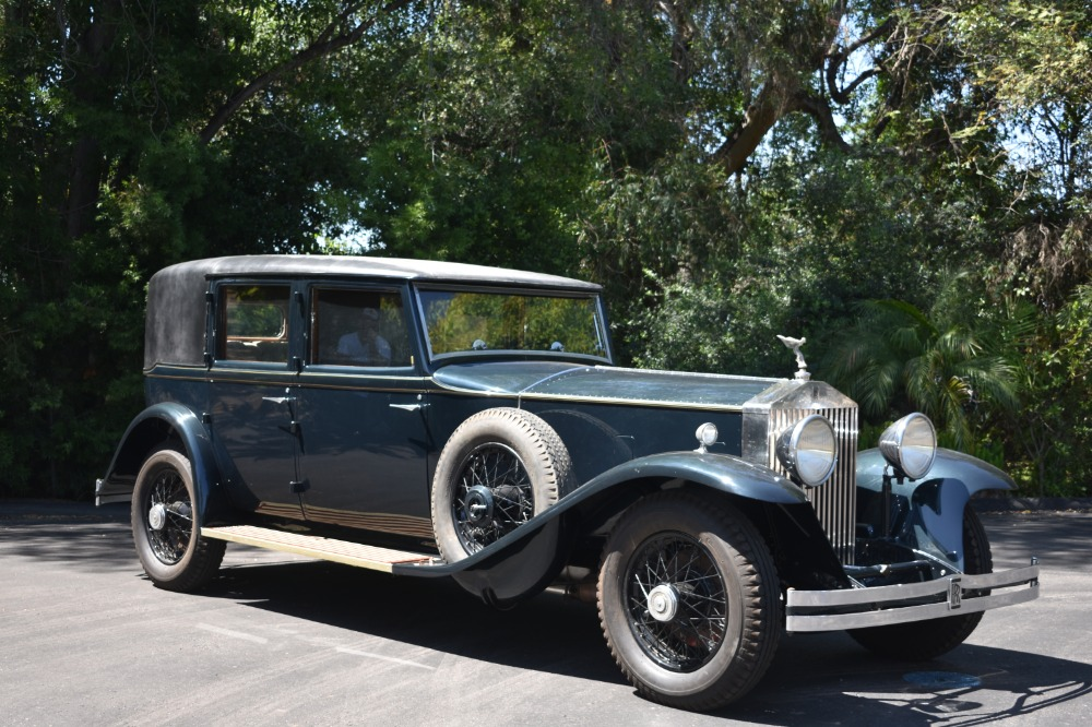 1931 Rolls-Royce Phantom Il Huntington