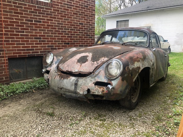 Used 1963 Porsche 356B  | Astoria, NY
