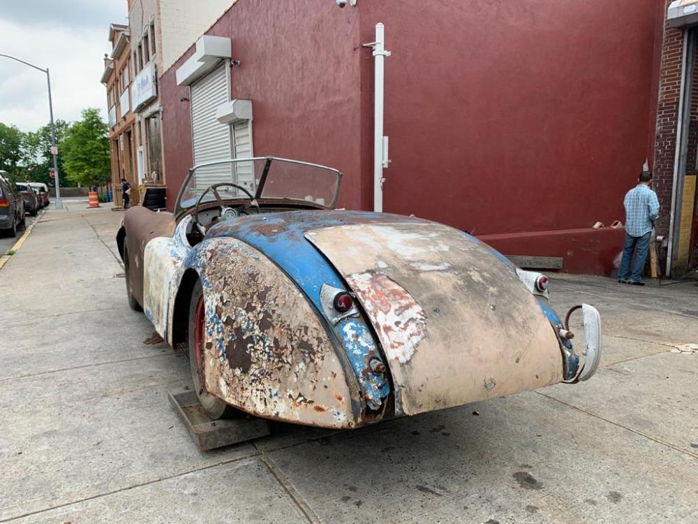 Used 1952 Jaguar XK120    Astoria, NY
