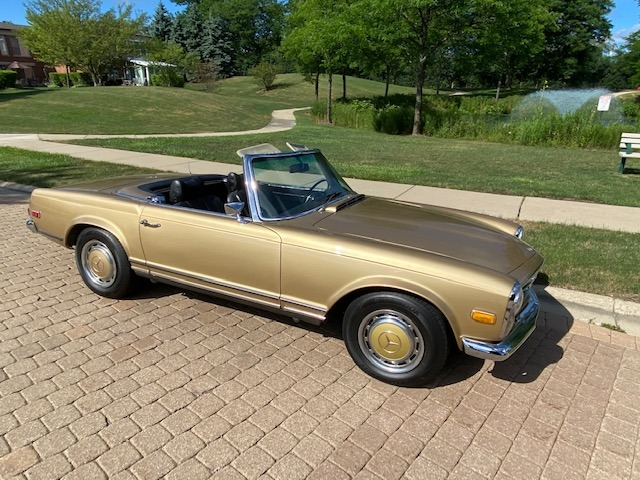 Used 1969 Mercedes-Benz 280SL  | Astoria, NY