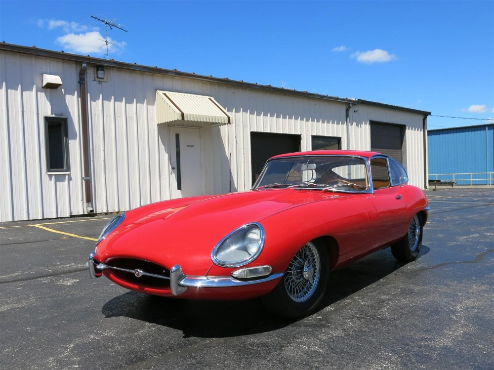 1965 Jaguar Series I