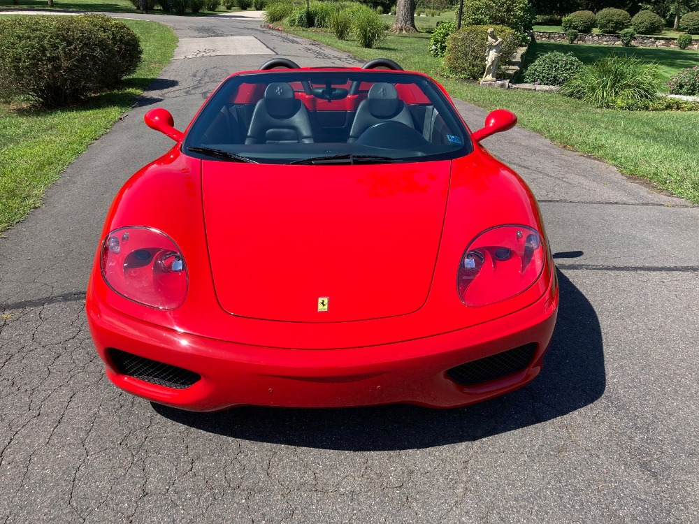 Used 2002 Ferrari 360 Spider  | Astoria, NY