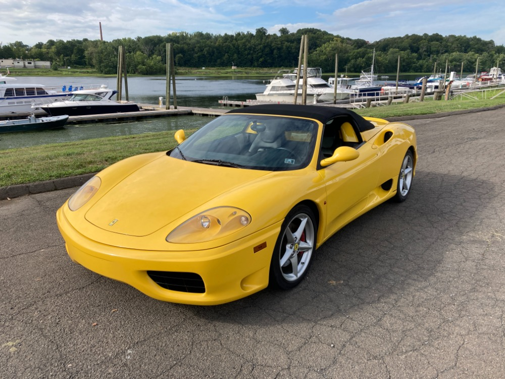 Used 2001 Ferrari 360F1 Spider  | Astoria, NY
