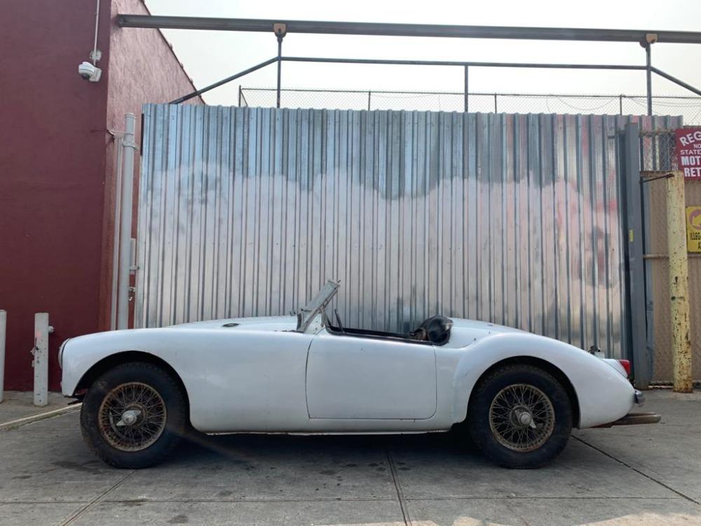 1955 MG A