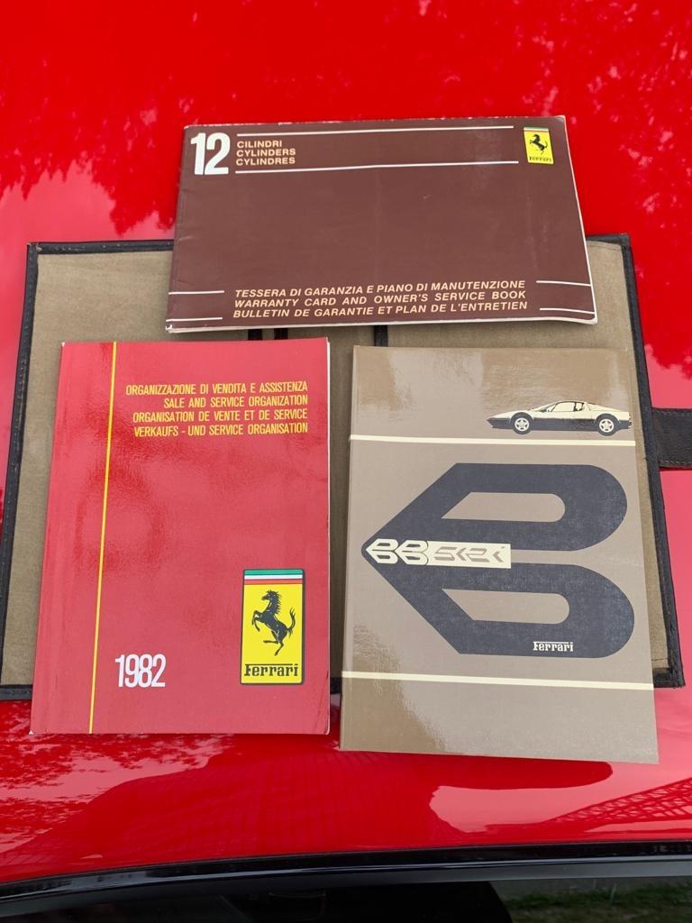 Used 1980 Ferrari 512BB  | Astoria, NY