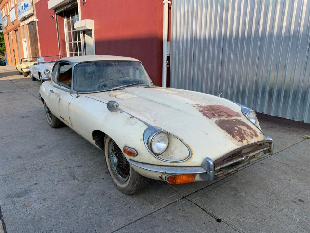 1970 Jaguar XKE 4.2 Series II 2+2