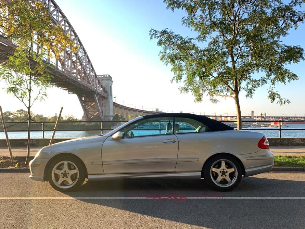 Used 2004 Mercedes-Benz CLK500  | Astoria, NY