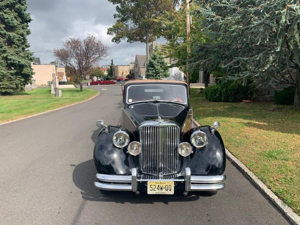 Used 1951 Jaguar Mark V left-Hand Drive  | Astoria, NY