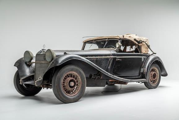 Used 1935 Mercedes-Benz 290 Cabriolet  | Astoria, NY