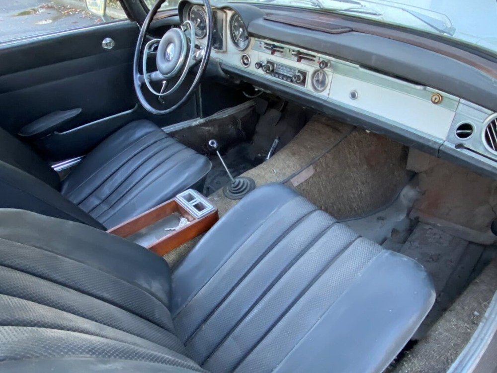 Used 1965 Mercedes-Benz 230SL  | Astoria, NY