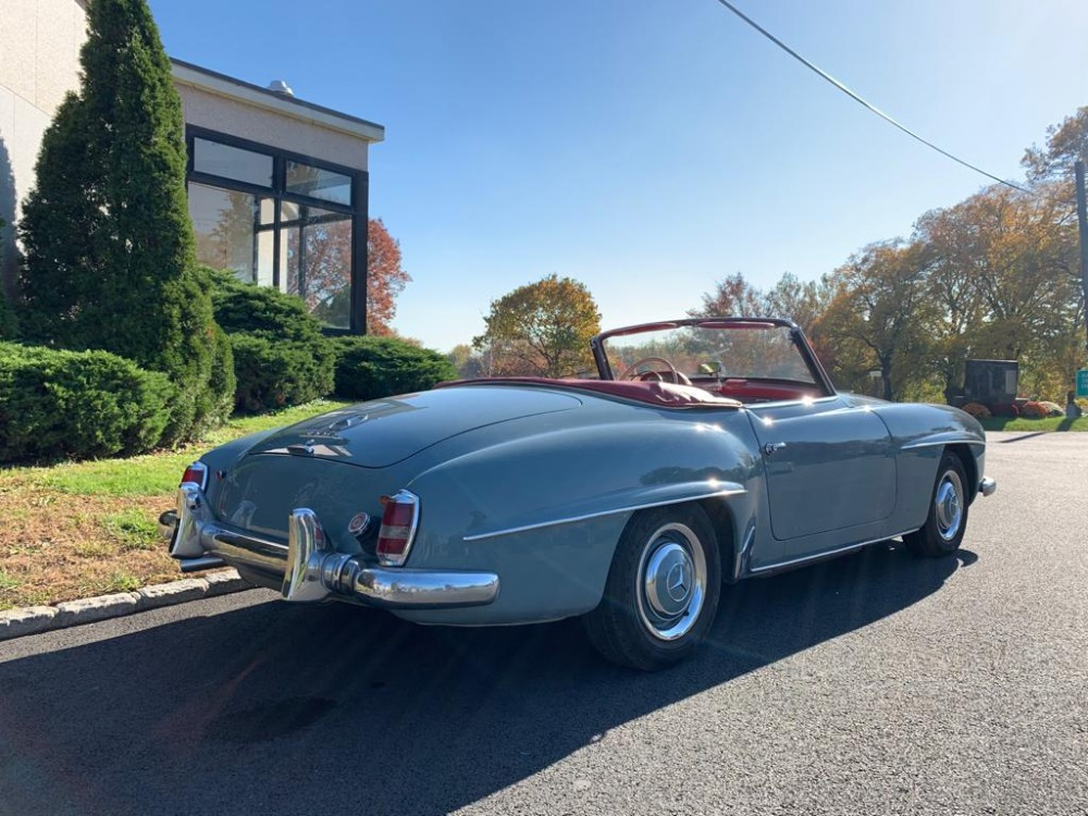 Used 1963 Mercedes-Benz 190SL  | Astoria, NY
