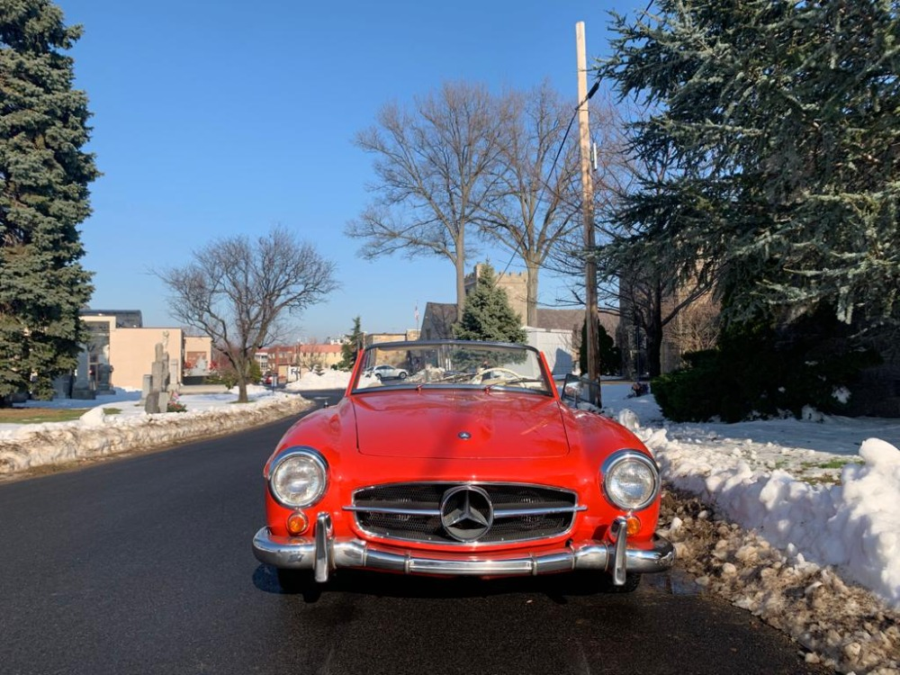 Used 1962 Mercedes-Benz 190SL  | Astoria, NY