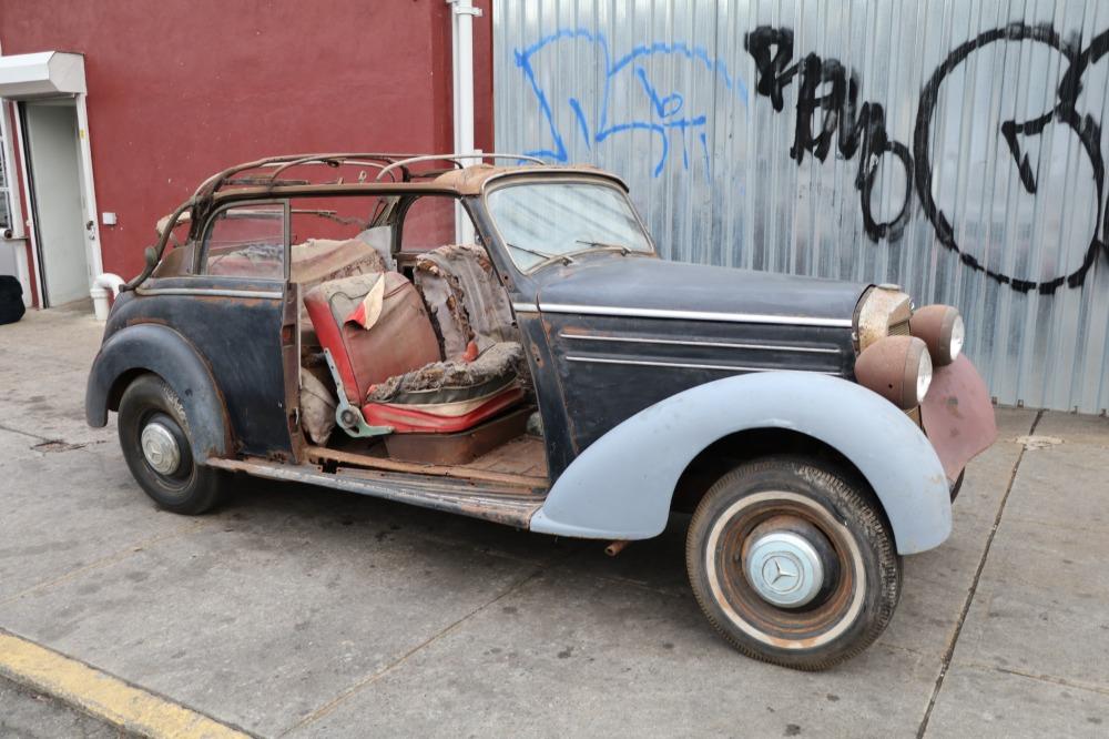 Used 1951 Mercedes-Benz 170 Cabriolet  | Astoria, NY