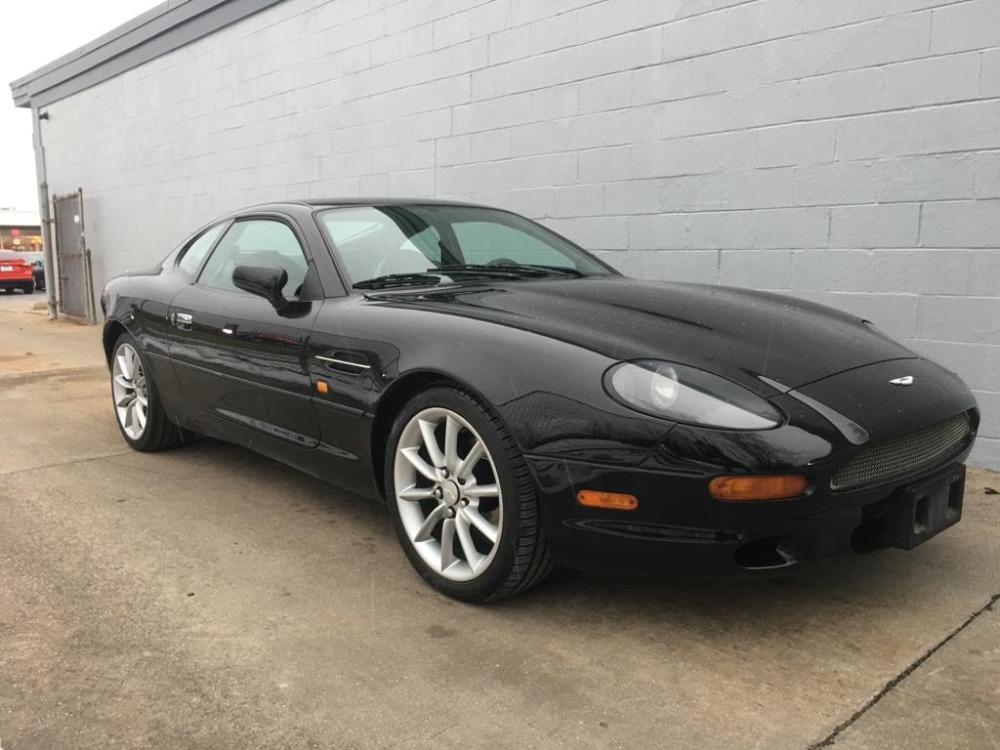 Used 1998 Aston Martin DB7 Coupe  | Astoria, NY