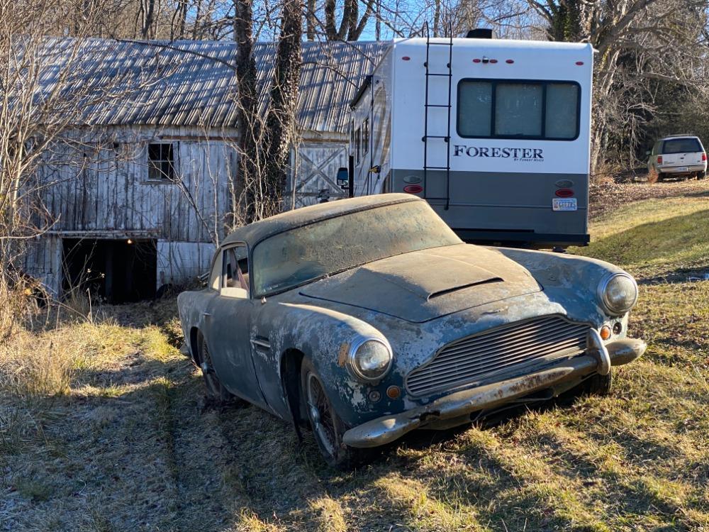 Used 1962 Aston Martin DB4  | Astoria, NY