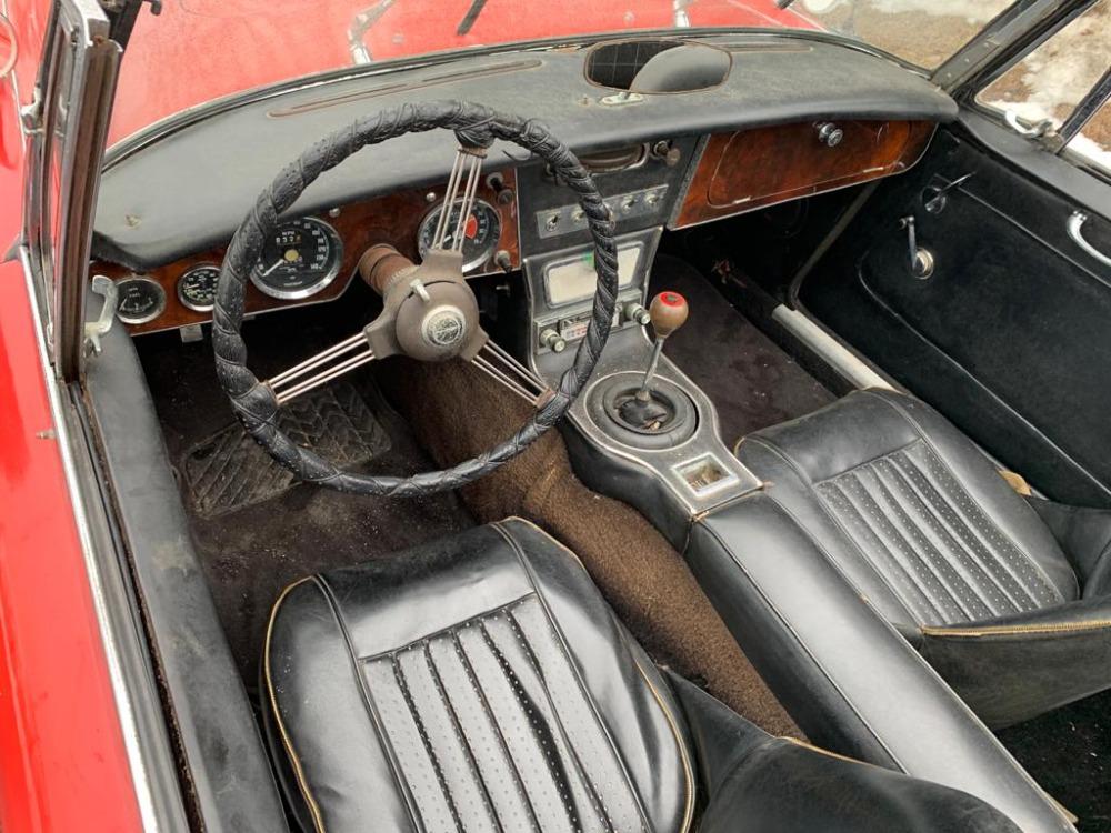 Used 1967 Austin Healey 3000 BJ8  | Astoria, NY
