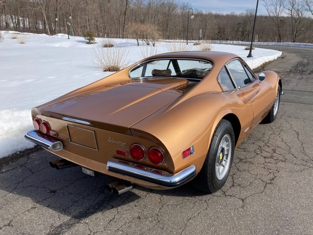 Used 1972 Ferrari 246GT Dino    Astoria, NY
