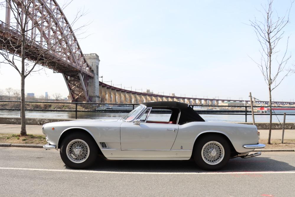 Used 1961 Maserati 3500 GT Spyder  | Astoria, NY