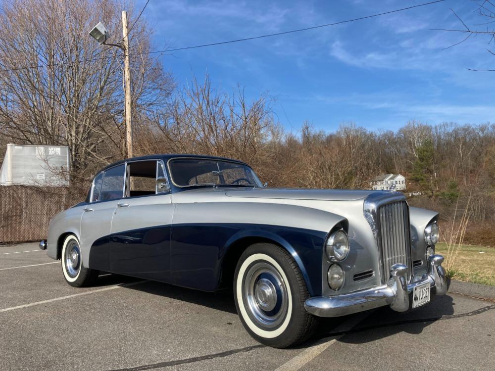 1959 Bentley Hooper S1 Continental Saloon