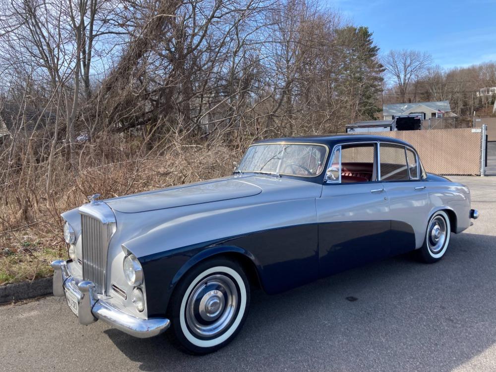 Used 1959 Bentley Hooper S1 Continental Saloon    Astoria, NY
