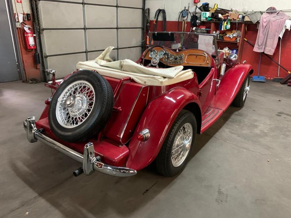 Used 1952 MG TD  | Astoria, NY