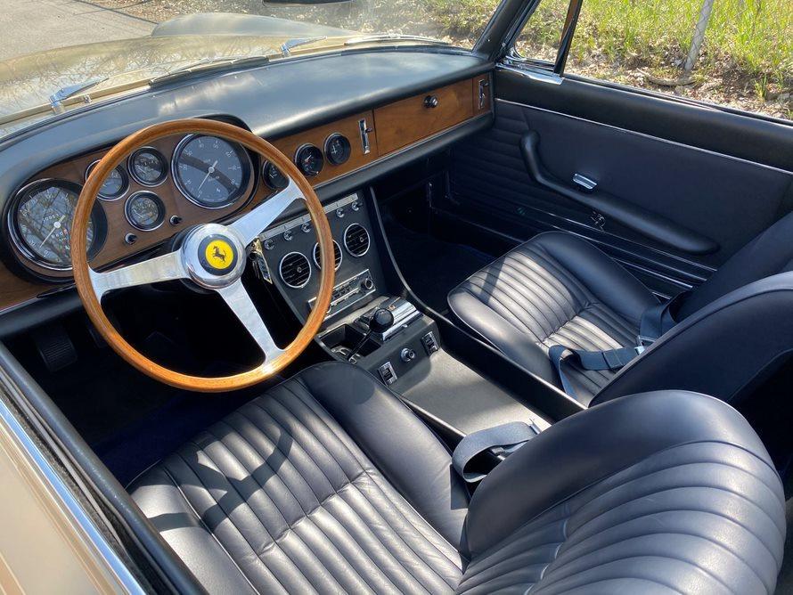 Used 1967 Ferrari 330GTS  | Astoria, NY