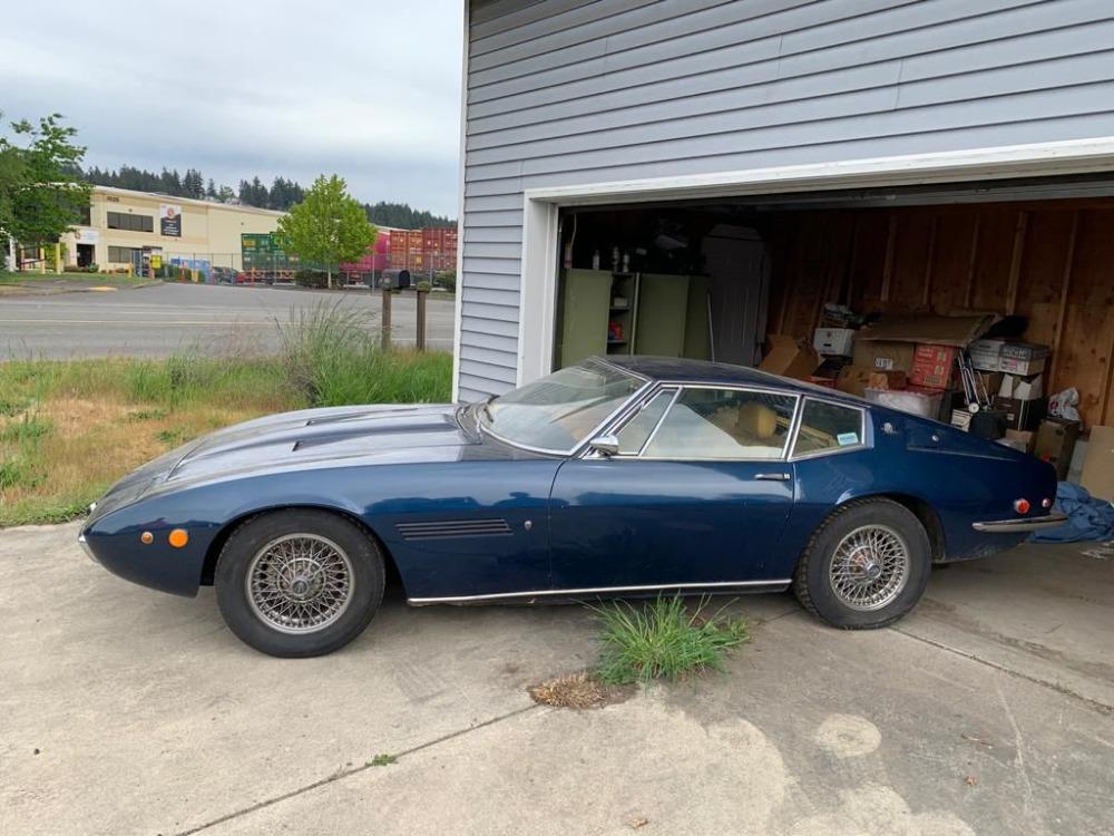 Used 1972 Maserati Ghibli SS 4.9 Coupe  | Astoria, NY