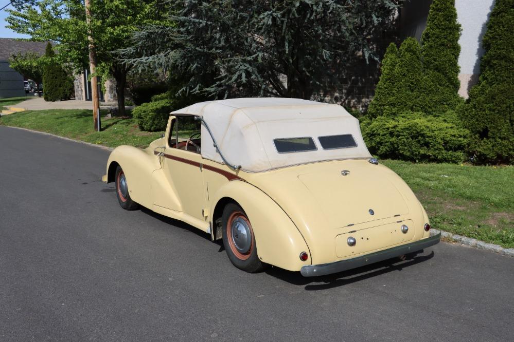 Used 1951 AC 2-Litre Drophead    Astoria, NY