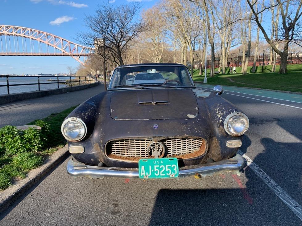 Used 1962 Maserati 3500GTI    Astoria, NY