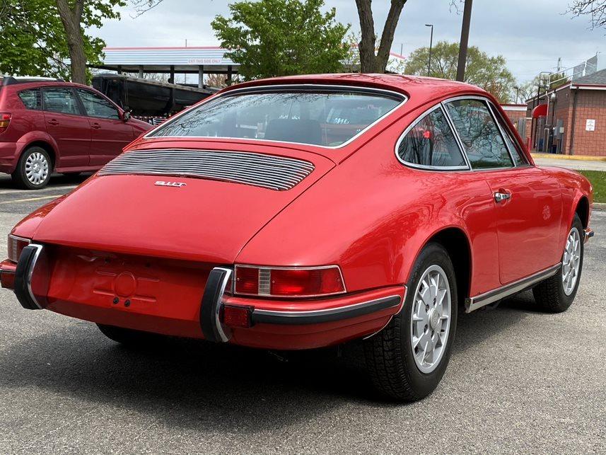Used 1971 Porsche 911T Coupe  | Astoria, NY